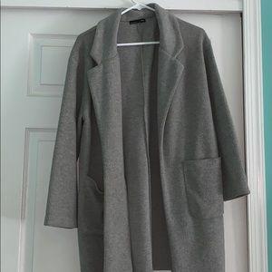 Zara Lightweight Wool Jacket
